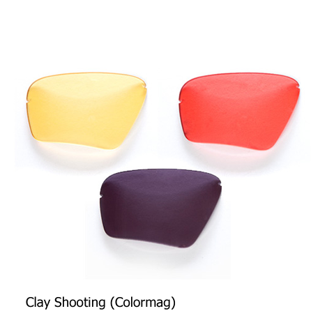Randolph Edge 3 Pack - Clay Shooting - Colormag