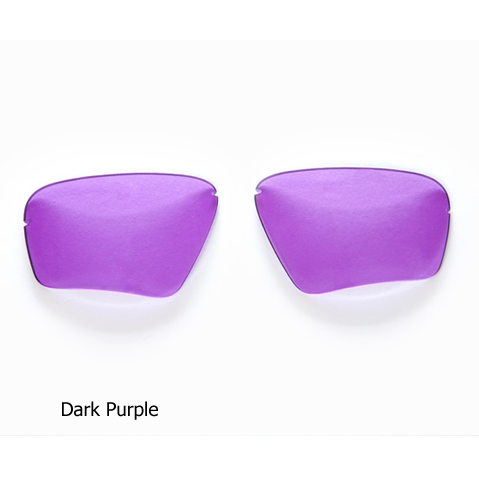 Randolph Edge Lenses - Dark Purple