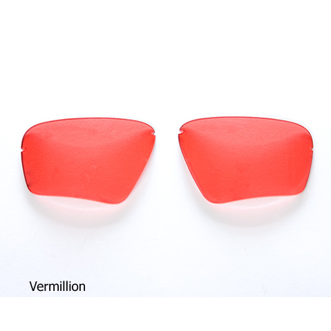 Randolph Edge Lenses - HD Vemillion