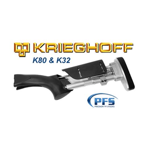 Kreighoff K80 K32 Stock - LM Lenses