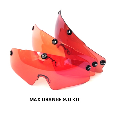 Pilla Panther X Lenses - Max Orange Kit