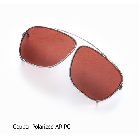 Randolph Sporter Clip Copper
