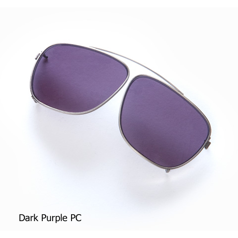 Randolph Sporter Clip Dark Purple