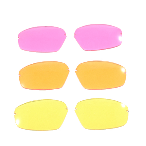 Decot Revel Lenses (3 Lens Set)